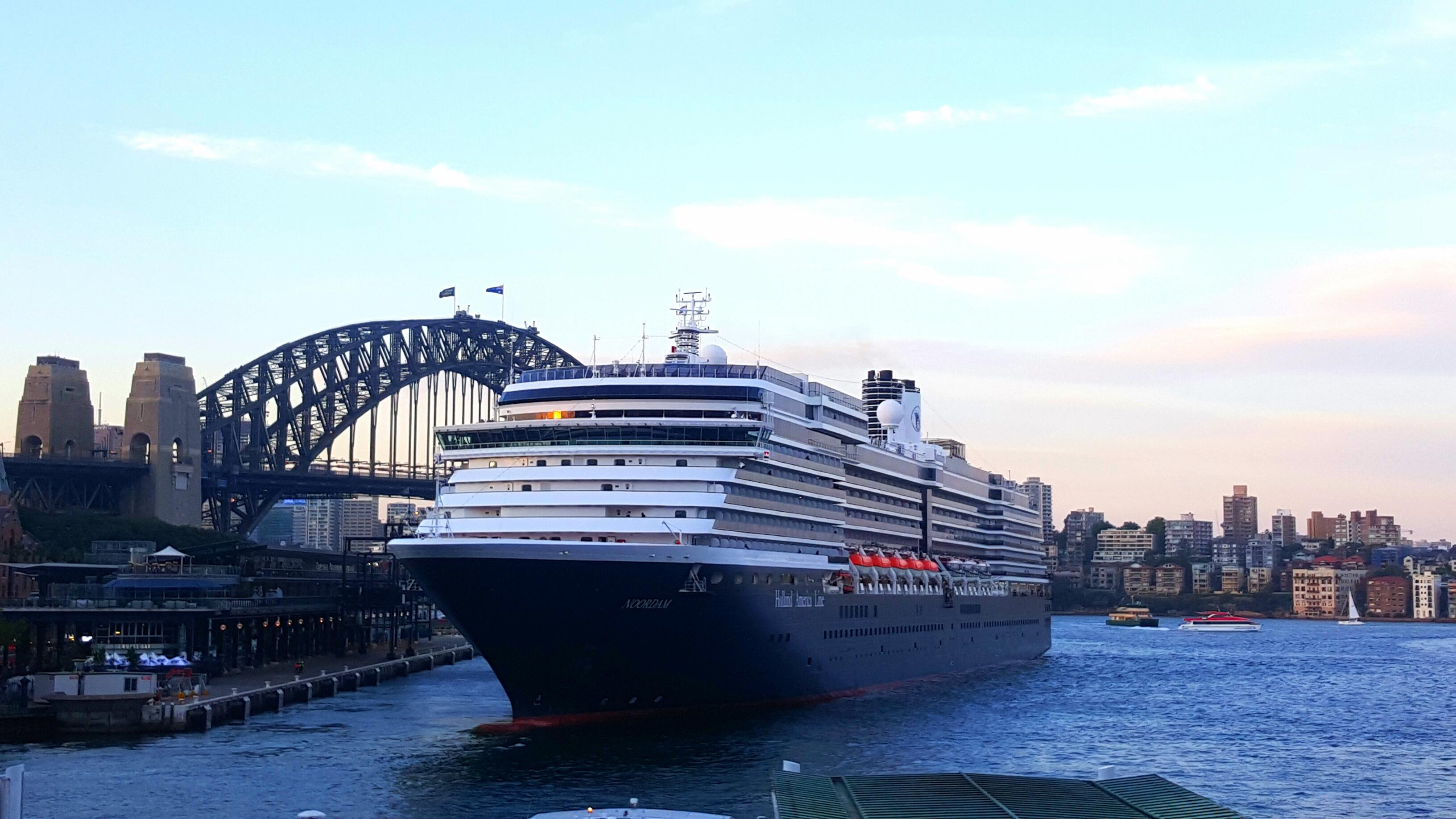 Noordam Sydney